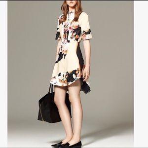 Phillip Lim Dress in Paper Floral Print